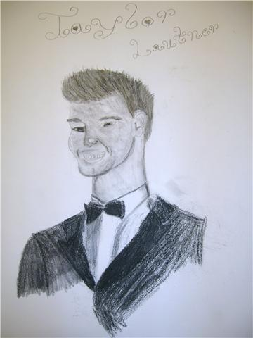 Portrait of Taylor Lautner