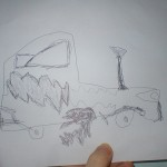 Car by Samuel - Age 6