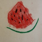 Juicy Watermelon by Graceanne - Age 5