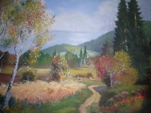 Rebecca - 12 - Nature Path