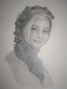 Rebecca - 12 - Turkish Woman