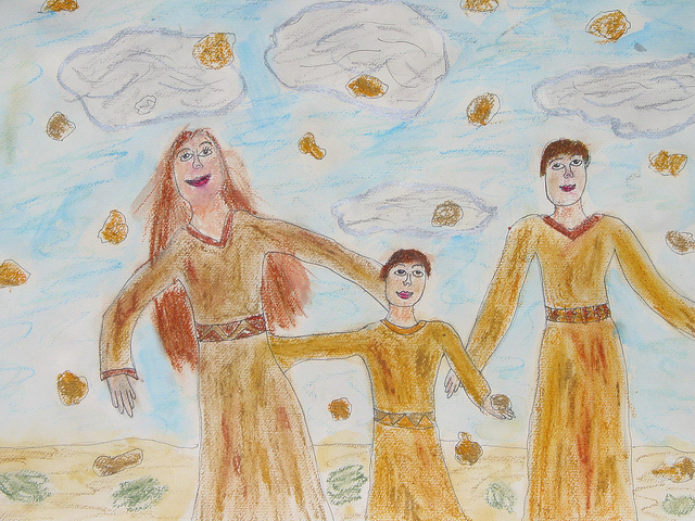 Manna From Heaven by Melody - age 10