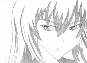 Saeko by Brandon - age 15