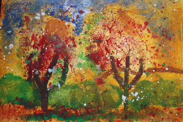 Tree Park by Graceanne - age 6