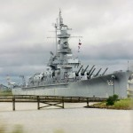 USS Alabama by Jake, age 12