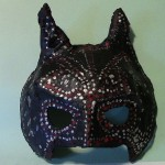 Joseph Muehlhausen Batmache paper mache acrylic 10 150x150 Presenting the Art For Homeschool April 2014 Art Show