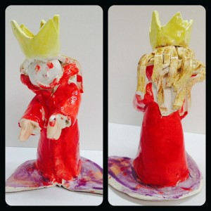 Khloe Addison Queen Latilsa Pottery 9 300x300 Art For Homeschool April 2014 Art Show Award Winners