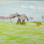 isaacdehavenhorsesinpasture 150x150 October 2014 Art For Homeschool Show