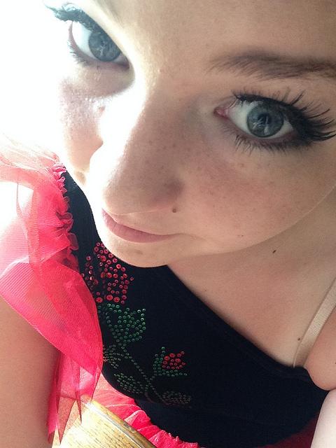 Kyla, 15, Selfie, photography
