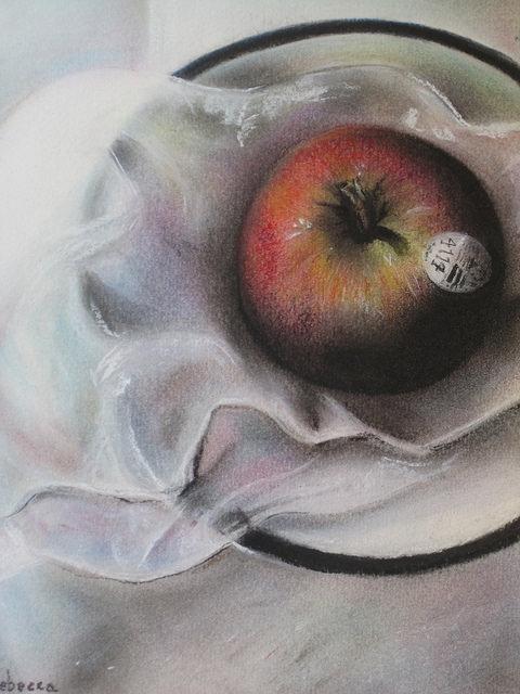 Rebecca, 14, Apple, pastel